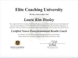 aura Kim dooley, master neuro-transformational results coach
